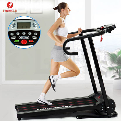 Picture of 1100W Electric Folding Treadmill Cardio