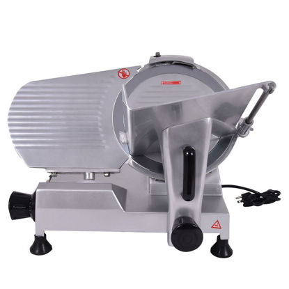 "Picture of 12"" Blade Commercial Meat Slicer Deli Meat Cheese Food Slicer Industrial Quality"