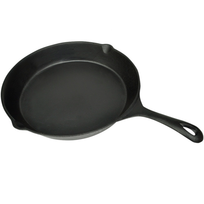 "Picture of 12"" Cast Iron Fry Pan"