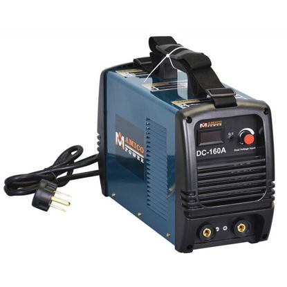Picture of 160 AMP Dual Voltage IGBT Inverter DC Welder Machine