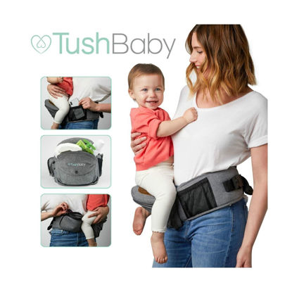 Picture of Baby Carrier Hip Seat TushBaby