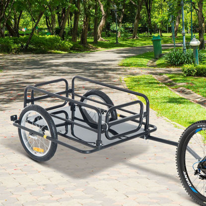 Picture of Bicycle Bike Cargo / Luggage Trailer