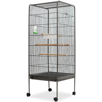 Picture of Bird Cage Steel - Black