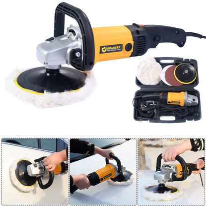 Picture of Car Polisher Buffer Waxer Sander Detail Boat