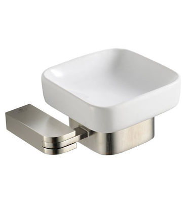 Picture of Fresca Solido Soap Dish - Brushed Nickel