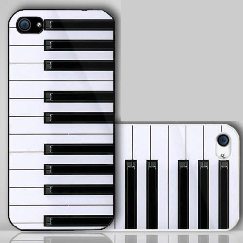 Picture of iPhone 5 Case Piano