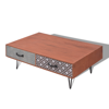 "Picture of Living Room Coffee Table 39"" - Brown"