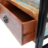Picture of Living Room TV Cabinet - Solid Reclaimed Wood