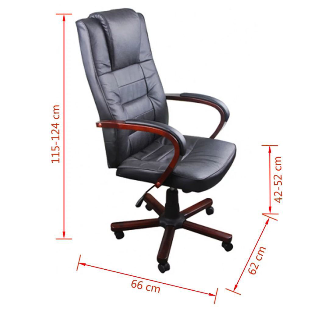 Picture of Luxury Office Chair - Black