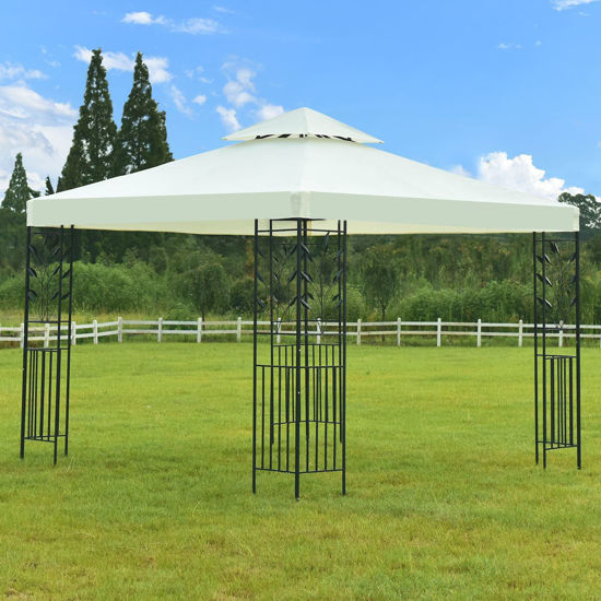 Picture of Outdoor 10'x10' Patio Canopy Tent Gazebo