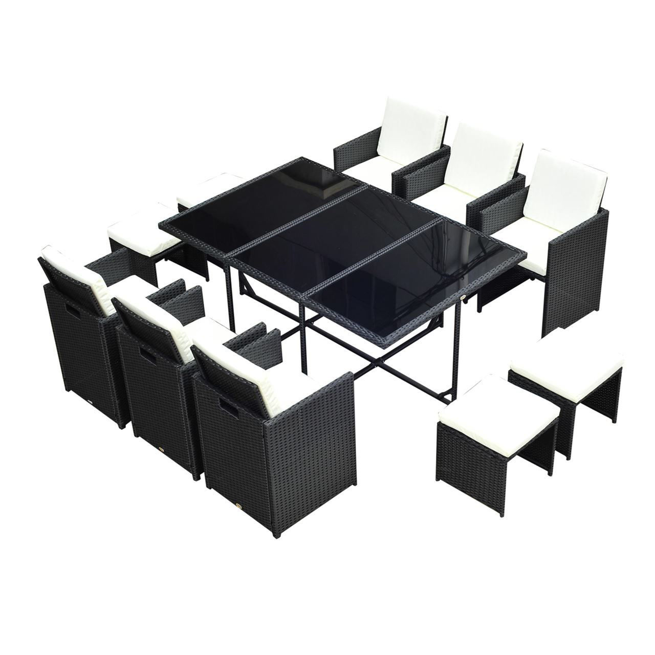 Picture of Outdoor Patio Furniture Set 11-Piece