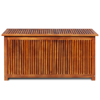 Picture of Outdoor Deck Storage Box - Acacia Wood
