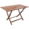 Picture of Outdoor Dining Table Acacia Wood