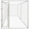 "Picture of Outdoor Dog Kennel 79"" x 157"" x 77"" Heavy-duty"