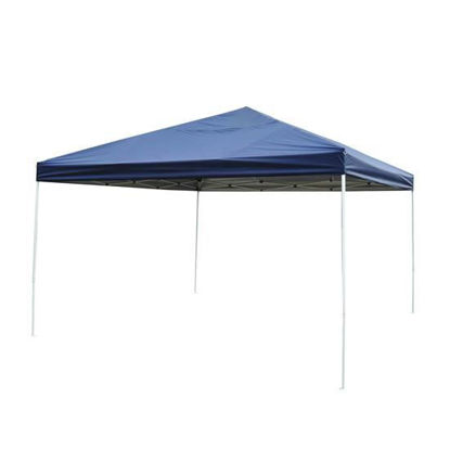 Picture of Outdoor Easy Pop Up Canopy Party Tent 13' x 13' - Blue