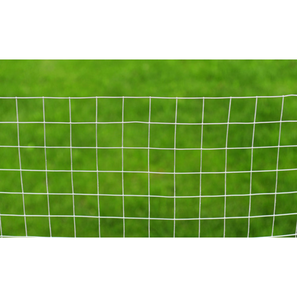 "Picture of Outdoor Garden Square Wire Netting 3' 3"" x 32' 8"" Galvanized Thickness - 0.03"""