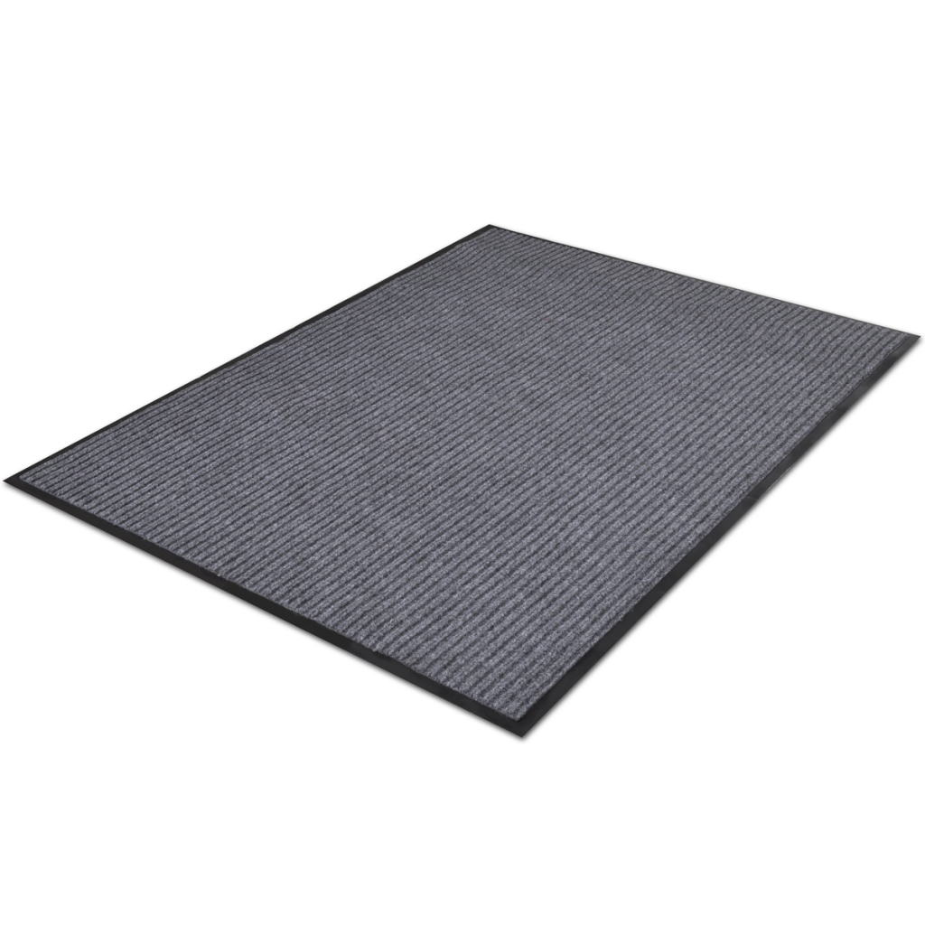 """Picture of PVC Door Mat 3' 9"""" x 5' 9"""" - Gray"""