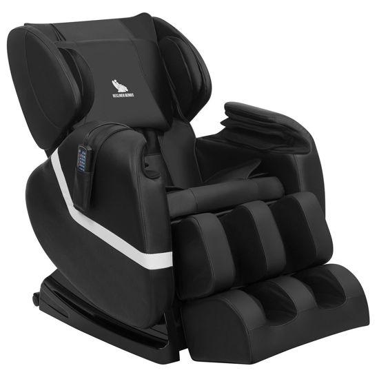 Picture of Recliner Massage Chair Shiatsu Zero Gravity
