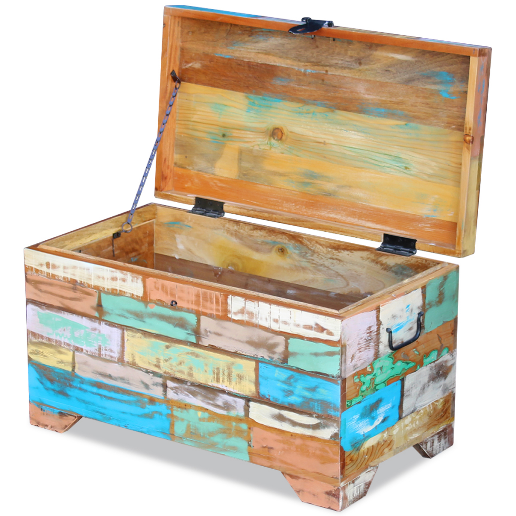 Picture of Storage Chest - Solid Reclaimed Wood