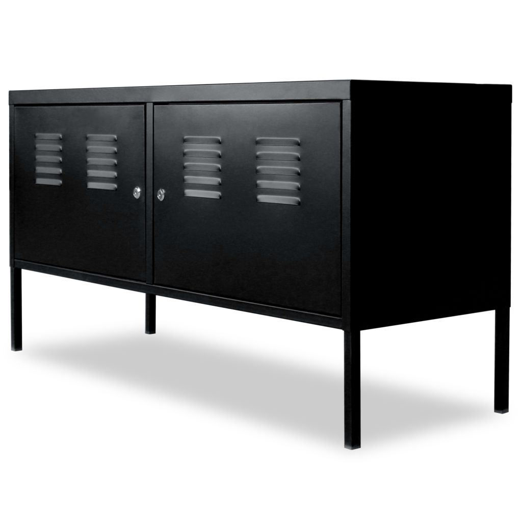 "Picture of TV Cabinet 46"" - Black"