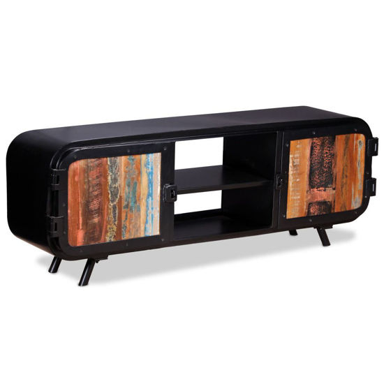 """Picture of TV Cabinet 47"""" - Reclaimed Wood"""