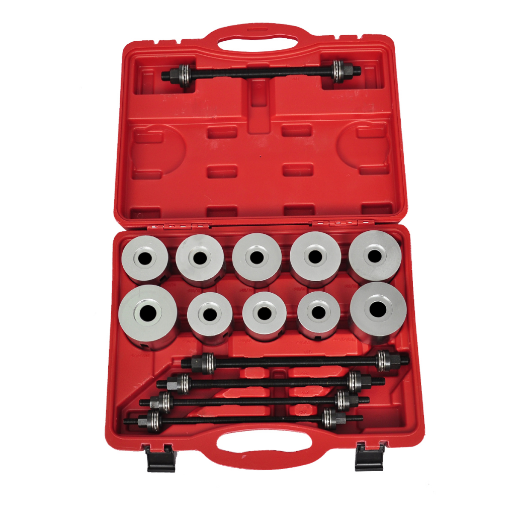 Picture of Universal Press & Press Pull Sleeve Kit Bush Bearing Removal Insertion Tool Set - 27pc
