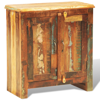 Picture of Vintage Antique-Style Cabinet with Two Doors - Reclaimed Wood