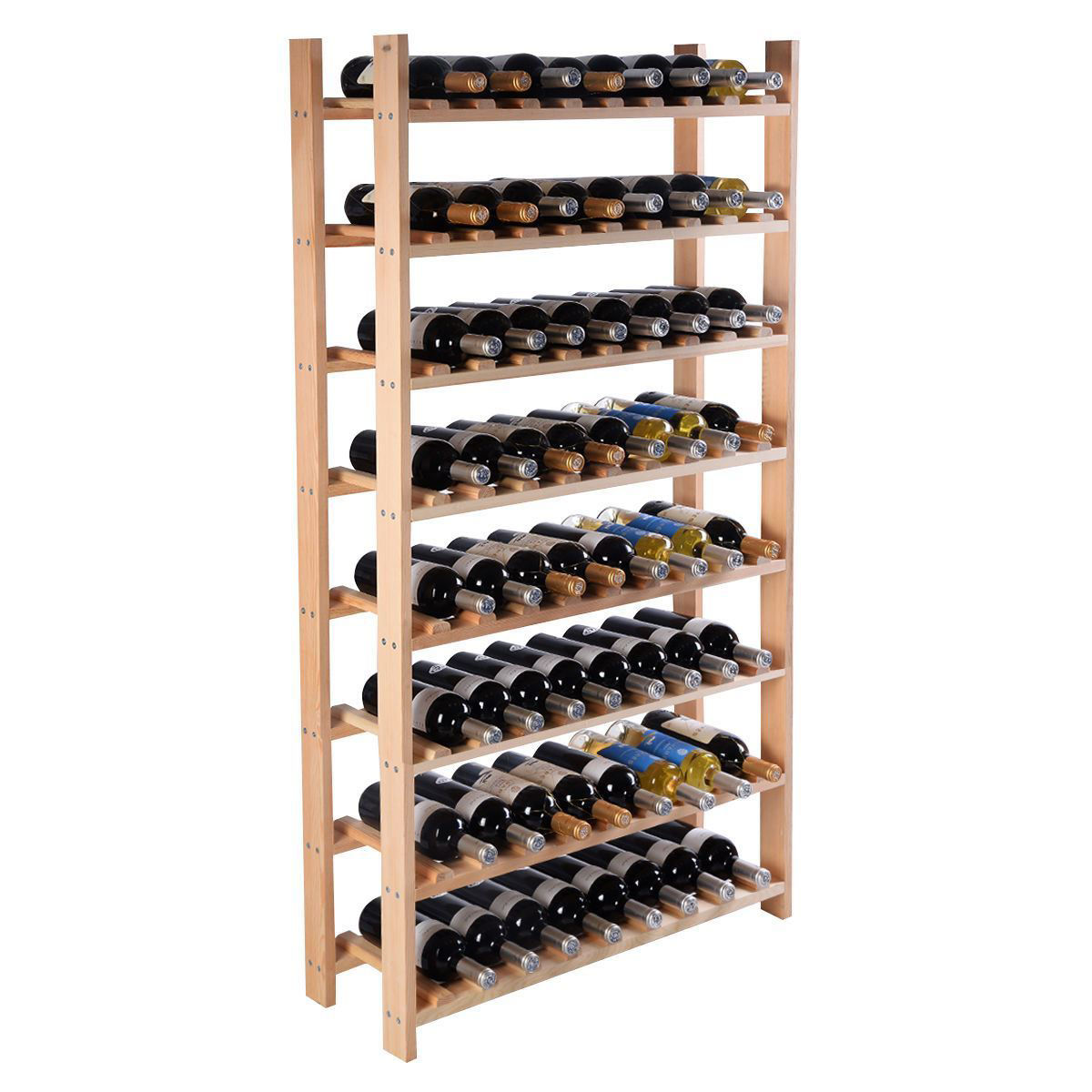Picture of Wine Rack Holder Storage for 120 Bottles