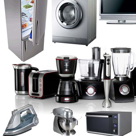 Picture for category HOME APPLIANCE