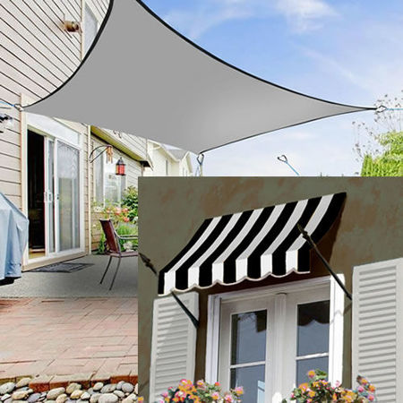 Picture for category AWNING, SUN SHADE SAIL CANOPY AND SHADE