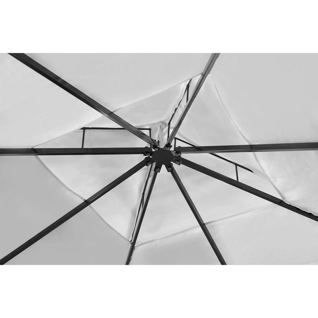 Picture of Outdoor 10' x 10' Gazebo - Cream White