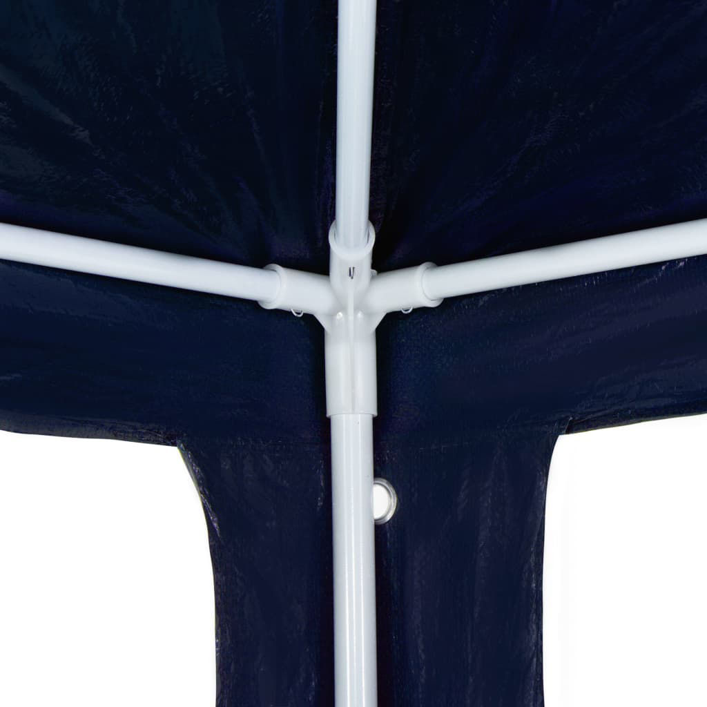Picture of Outdoor Gazebo Tent - PE Blue