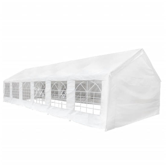 Picture of Outdoor 40x20 Gazebo Party Tent - White