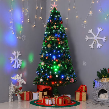 Picture of 6' Christmas Tree with Lights